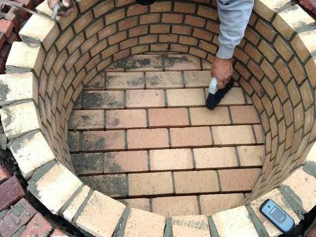 استفاده از آجر برای ساختمان