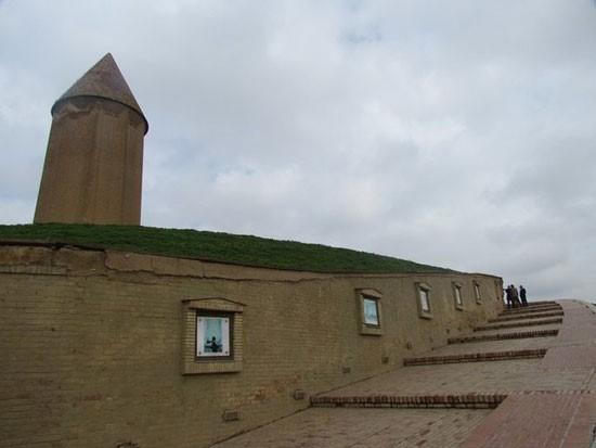 معروفترین بناهای آجری