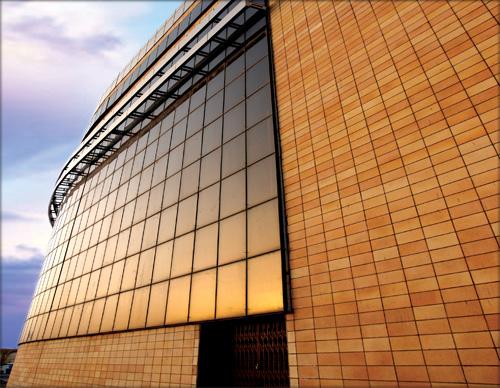 نقش آجر نما در معماری ایرانی