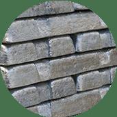 Aluminum refractory brick