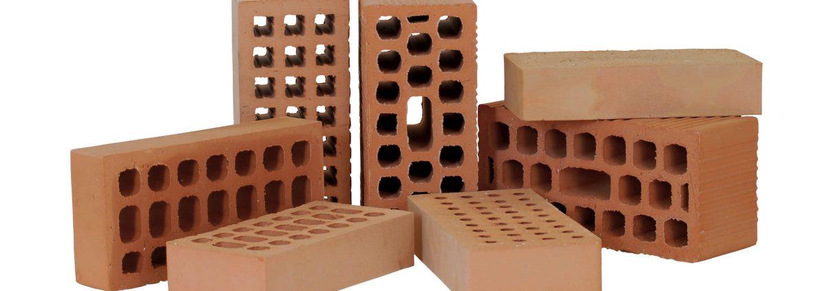 انواع آجر ساختمان