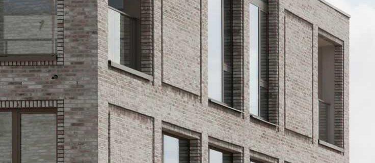 آجر نما در ساختمانهای دولتی