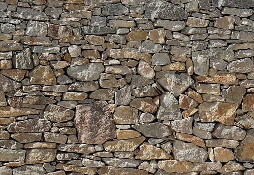 دیوار سنگی