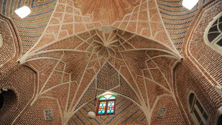 آجر نما در تبریز